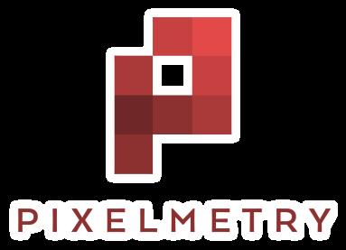 pixelmetrylogoglow